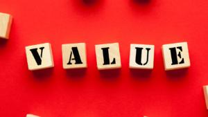wartość bloga