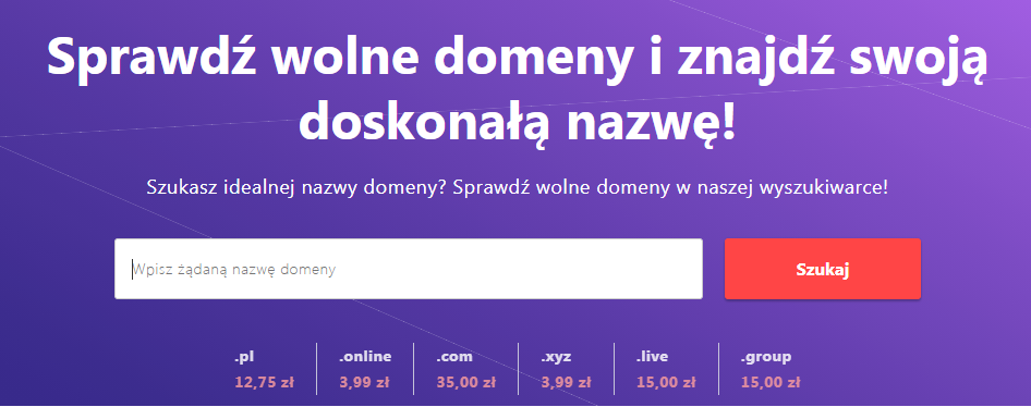 hostinger domena
